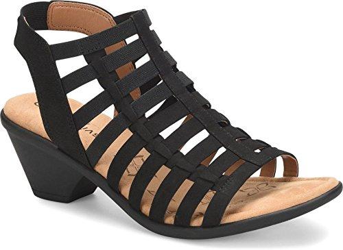 Comfortiva Fran Black Otago Softy High Heels