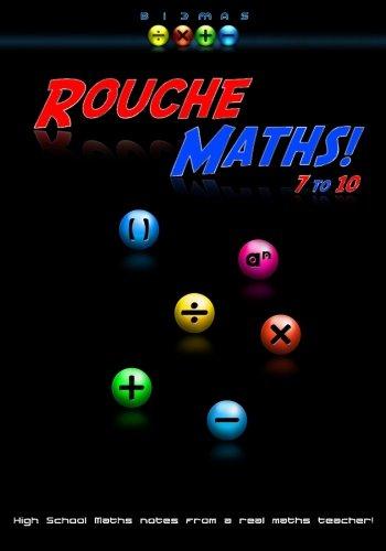 Rouche Maths: High School Maths Notes pdf