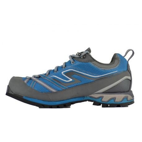 Millet Ld Trident Gtx, Zapatos de Low Rise Senderismo para Mujer Deep Horizon