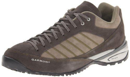 Garmont Men's Sticky N Fast Hiking Boot,Slate Dark Forest,9.5 M US