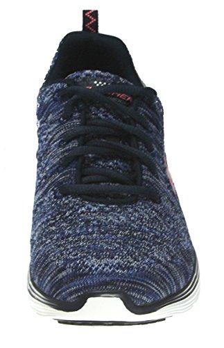 Azul Valeris Para Skechers Zapatillas Mujer Marino qgwzW7HR