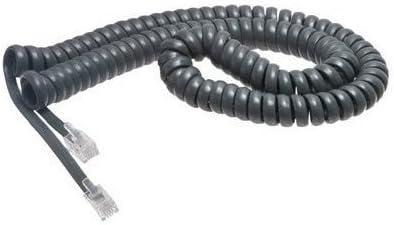 Siemens /& Toshiba IP Deskphones Telephone Handset Curly Cord for Unify