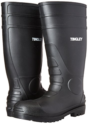 Tingley 31151 Economy SZ11 Kneed Boot for Agriculture, 15-Inch, Black - Image 5