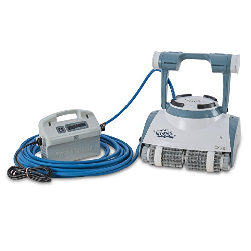 Dolphin Dynamic Dx5s Robotic Automatic Swimming Pool Cleaner By Maytronics Robotic Pool