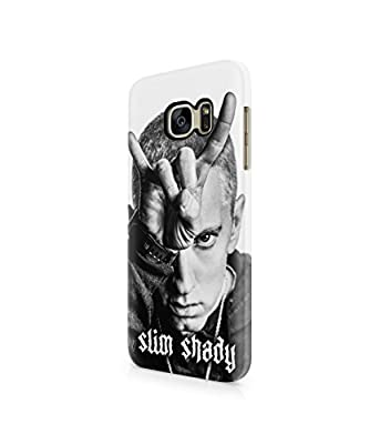 Eminem Real Slim Shady Plastic Snap-On Case Cover Shell For Samsung Galaxy S7