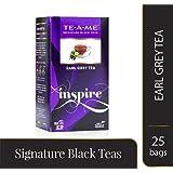 TE-A-ME Standard Earl Grey Tea Pack of 25 Tea Bags + 3 Flavoured bag (Free Sample)