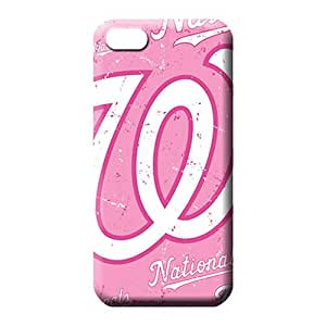 iphone 5 5s cell phone carrying cases Tpye Appearance New Arrival Wonderful washington nationals mlb baseball