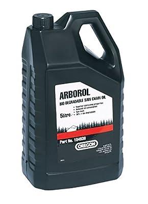 Oregon 104936 Bio(Arborol ) Chainsaw Chain and Guide Bar Oil by OREGON