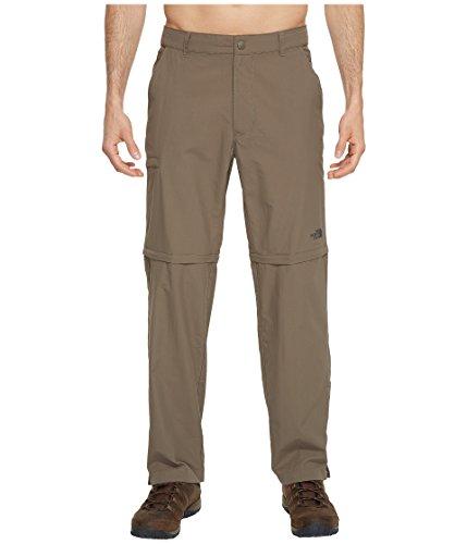 The North Face Men's Horizon 2.0 Convertible Pant Weimaraner Brown 36 x REG 32