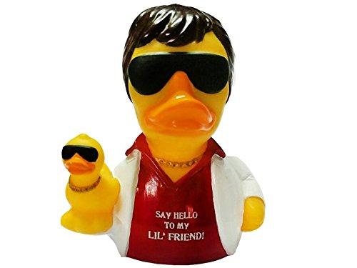 Lil Duck (CelebriDucks Say Hello to my Lil' Friend Rubber Duck Bath Toy)