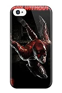 Anti-scratch Case Cover JeremyRussellVargas Protective Daredevil Case For Iphone 4/4s 7625628K82537745