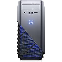 Dell i5675-A933BLU-PUS Inspiron 5675 AMD Desktop, Ryzen 5 1400 Processor, 8GB, 1TB, AMD Radeon RX 570 4GB GDDR5 Graphics, Recon Blue (Certified Refurbished)