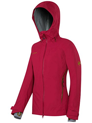 Mammut Luina Tour HS Hooded Women's Jacket crimson S (Hs Jacket compare prices)