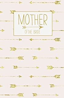 mother of the bride wedding planner bridal journal small blank