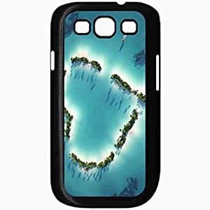 Unique Design Fashion Protective Back Cover For Samsung Galaxy S3 Case Beautiful Love Pictures Beautiful Black