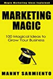 img - for Marketing Magic: 100 Magical Ideas to Grow Your Business book / textbook / text book