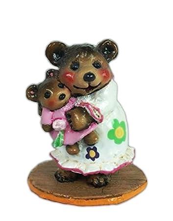 Amazon.com: Wee Forest Folk BB-14 - Servilletas con muñeca ...