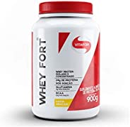 Whey Fort - 900G Abacaxi - Vitafor, Vitafor