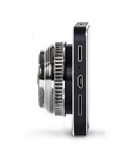 Falcon Zero Touch PRO HD Dash Cam [TOUCH SCREEN] 1080p 24/7 Surveillance, Multi Vehicle Use, 32 GB SD Card Included by Falcon Zero (Image #4)