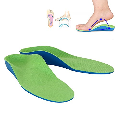 Wellever Orthotic Insoles For Children   Kids With Foot Development Issues And Flat Feet And Arch Support Issues  24Cm Big Kids 4 5 6