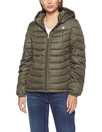 Champion Women's Puffer Jacket, Six Iron, Small