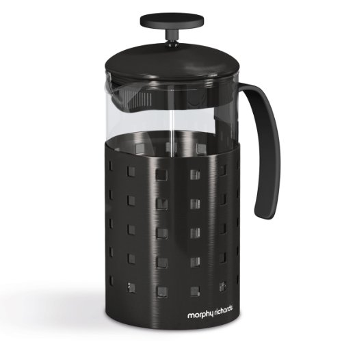Morphy-Richards-46190-Accents-8-Cup-Cafetiere-Black