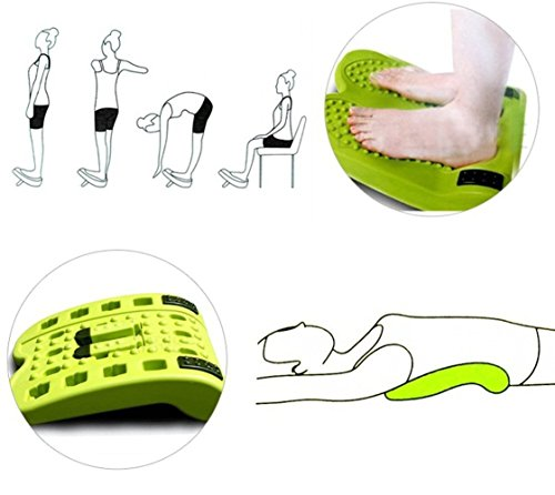 Multi Adjustable Incline Stretcher Massager