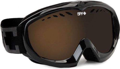 Spy Optic Targa Mini Goggle (Black, Bronze - Sunglasses Spy Kids