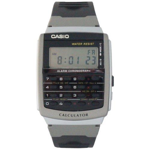 Casio Unisex CA56-1 Calculator Watch