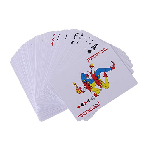 Itlovely New Secret Marked Stripper Deck Playing Cards Poker Cards Magic Toys Magic Trick by Itlovely (Image #7)