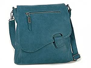 Bag Street - Bolso al hombro para mujer Azul azul