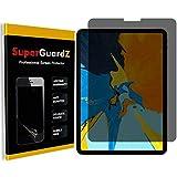 for iPad Pro 11 (2018) Screen Protector [Privacy, Anti-Spy] SuperGuardZ, Anti-Scratch, Anti-Bubble