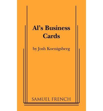 Download Al's Business Cards (Paperback) - Common pdf epub