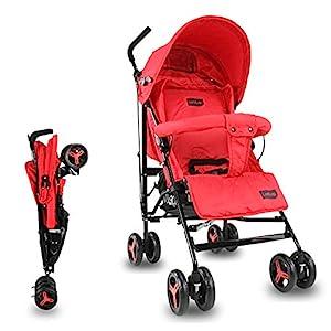 LuvLap Joy Stroller/Buggy, Compact &...