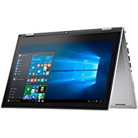 Dell Inspiron 7000 13.3-Inch Touchscreen Laptop,6th Generation Intel Core i7, 8 GB RAM, 256 GB SSD,No DVD, Backlit Keyboard, Stylus, Bluetooth, Windows 10-- Silver