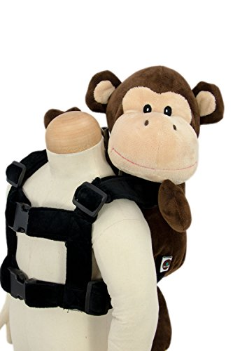 Twinkie Harness Buddy Backpack Monkey - Monkey Backpack Shopping Results