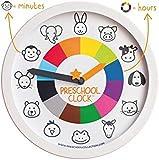 Preschool Clock - The Only Silent Clock a