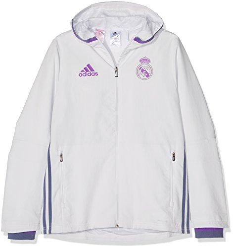 adidas Real Madrid CF Pre Y Chaqueta 96f6b0179cdae