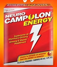 Neuro Campolon Energy (12 Pouches)