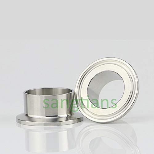 Color: 63 304 Maslin ferrules,Copper Wire ferrules,Stainless Steel ferrules,tri clamp ferrules,Stainless Steel Tube,304