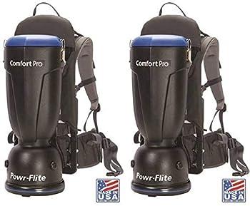 Powr-Flite BP6S Backpack Vacuum