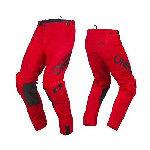 s Mayhem Lite Youth Pant (Hexx) (Red, Size 8/10) ()