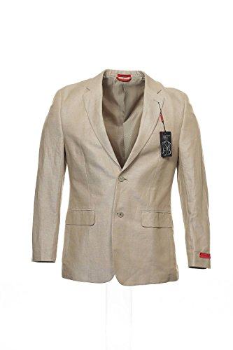 Alfani Red Beige 2 Button Sport Coat Sports Jacket, Size 46 Regular (Coat Alfani)