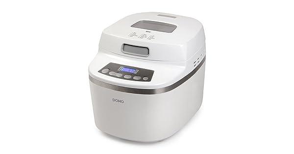 Amazon.com: Domo Pro Super Silent - Molde de pan, 35.27 oz ...