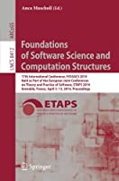 Foundations of Software Science and Computation Structures Front Cover