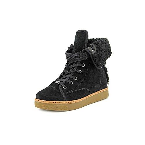 Coach Woman's Ramsey Shearling Boot Sneaker (6.5) by Coach