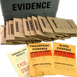 Crime Scene Forensic Science Mega Kit: The Missy Hammond Case - 40-Student Pack by Crime Scene (Image #1)