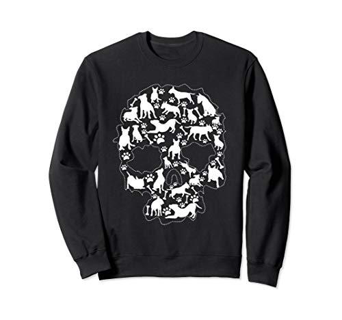 Halloween costumes - Bull Terrier Skull -