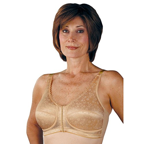 - Post Mastectomy Front and Back Closure Bra