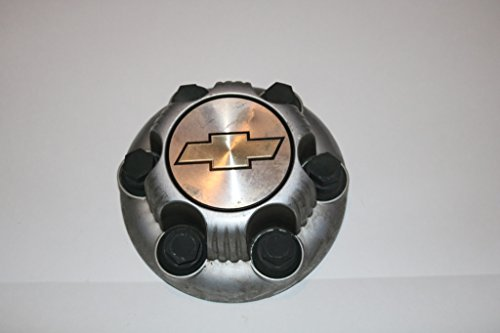 06 chevy silverado center hubcap - 5